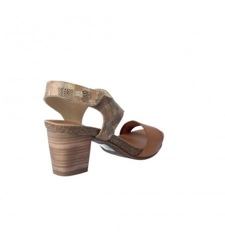 Sandalias con Tacón para Mujer de Penelope Collection
