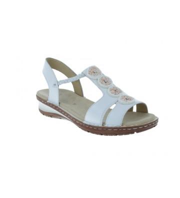 Sandalias con Cuña para Mujer de Ara 12-27217 Kawaii