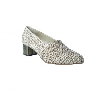 Zapatos de Rafia para Mujer de Baton Rouge 37478C93