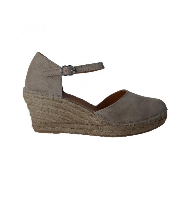 Sandalias de Esparto Cañamo o Espadriles para Mujer de Fabiolas 312800