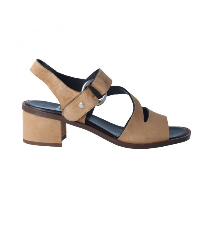 Sandalias Casual con Tacón para Mujeres de Plumers 3190