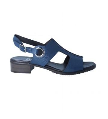 Sandalias Casual con Tacón para Mujer de Plumers 3213