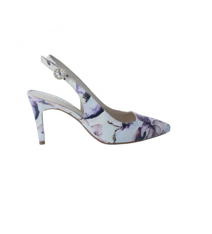 Zapatos con Tacón para Mujer de Martinelli Thelma 1489-6554K