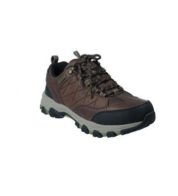 Zapatillas Senderismo para Hombres Skechers 66282 Selmen Helson