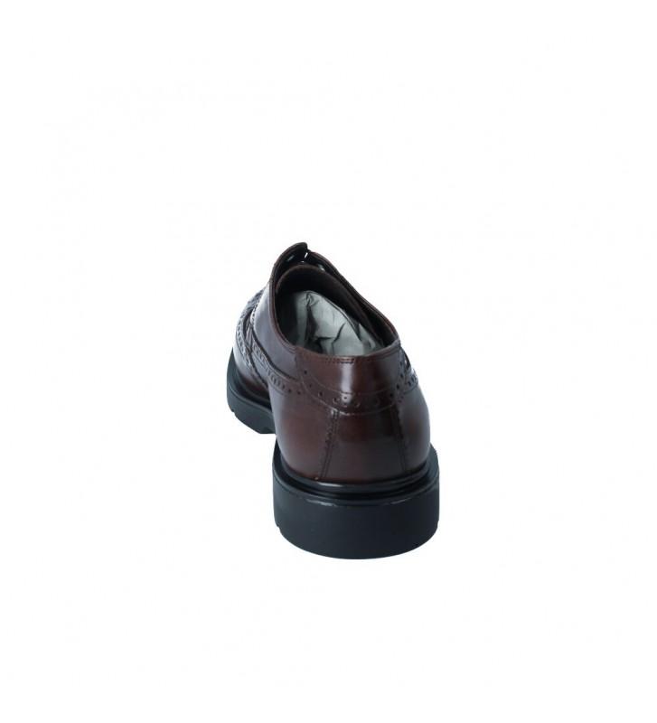 Zapato Blucher Oxford con Cordón para Hombre de Luis Gonzalo 7434H