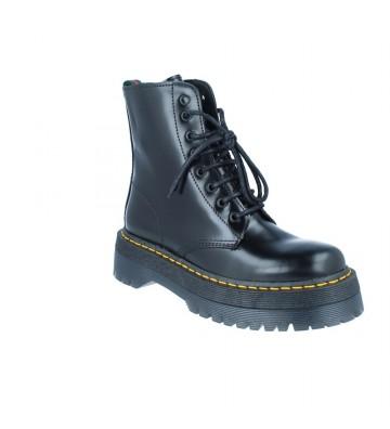 Botas Casual Militares con Cordones para Mujer de Alpe 3475-30