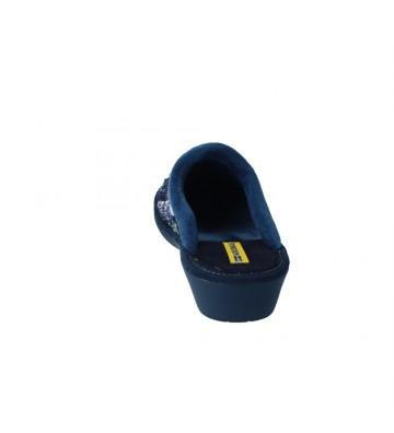 Zapatillas de Casa para Mujer de Nordikas Top Line Sra 234 Tricot