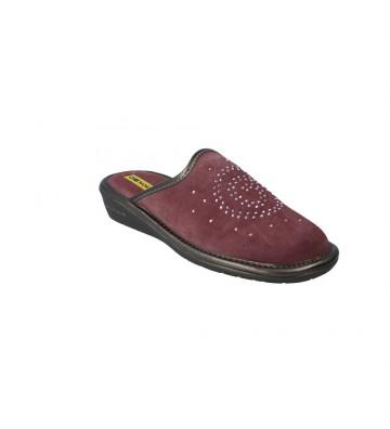 Zapatillas de Casa Destalonadas para Mujer de Nordikas 1361-0