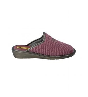 Zapatillas de Casa para Mujer de Nordikas Tope Line Sra 281 Panacota