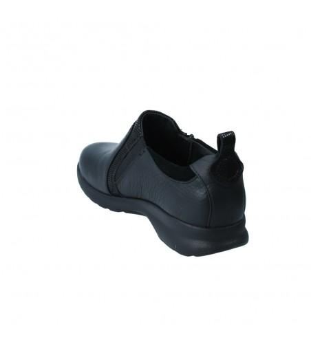 Zapatos Casual con Cremallera para Mujer de Clarks Un Adorn Zip
