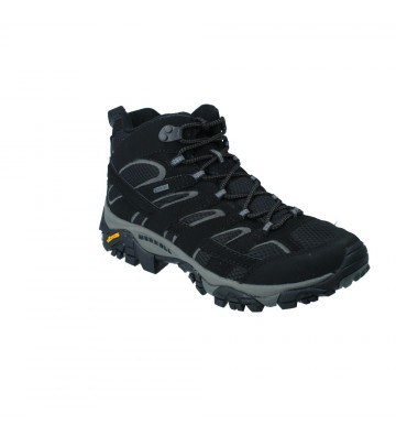 Botas de Senderismo o Trekking GTX para Hombre de Merrell Moab 2 Mid