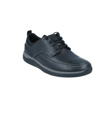 Zapatos Casual con Cordones para Hombre de Clarks Garratt Street
