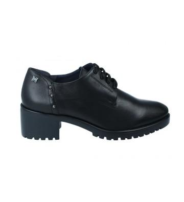 Zapatos Casual con Cordón para Mujer de Callaghan 27603 Silver
