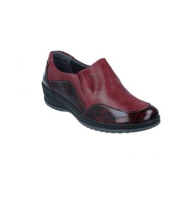 Zapatos Casual Slip-On Mocasines para Mujer de Suave 3607