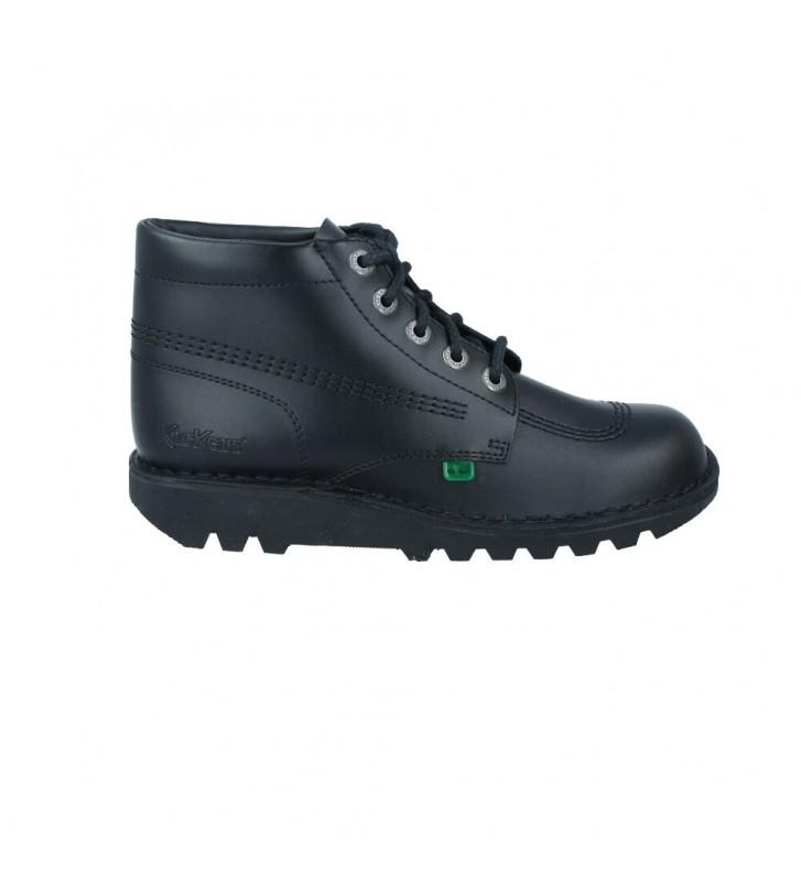 Botas Casual con Cordones para Hombre de Kickers Kick Hi 831350