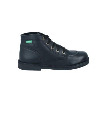 Botas Casual con Cordones para Mujer de Kickers Legendiknew 552035