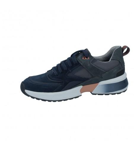 Zapatillas Deportivas Sneakers para Hombre de Geox Naviglio ABX U04AUA