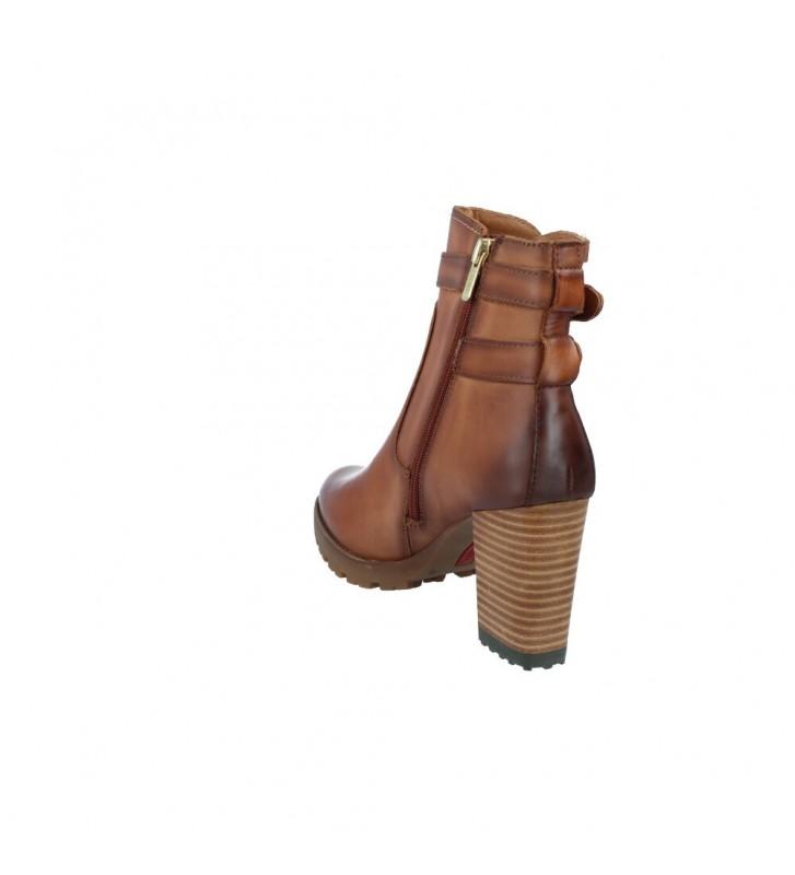 Botines Casual con Tacón para Mujer de Pikolinos Connelly W7M-8854