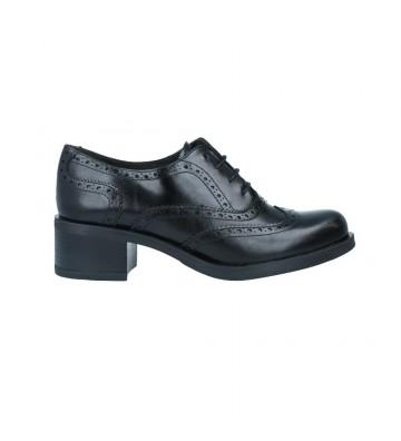 Zapatos Blucher con Cordones para Mujer de Luis Gonzalo 5124M