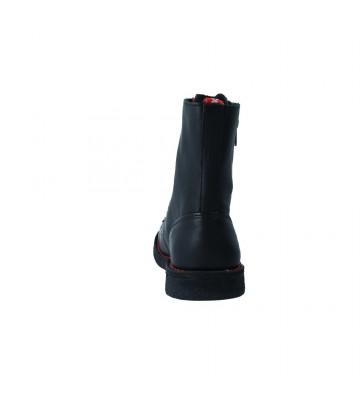 Botines Casual con Cordones para Mujer de Kickers Meetickzip 814381