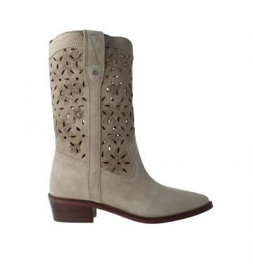 Texas oder Camper Stiefel...