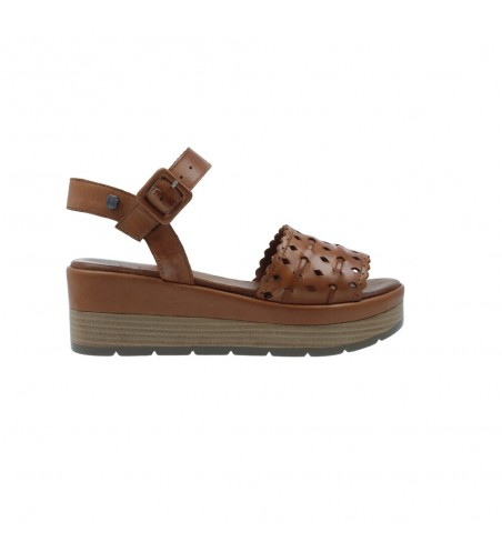 Casual Sandals with Platform for Women by Carmela 67820