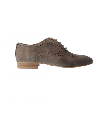 Zapatos Blucher con Cordón...
