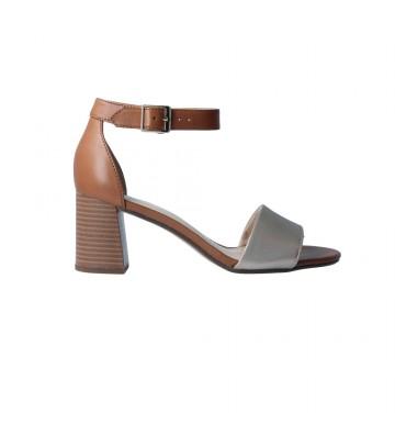Sandalias con Tacón para...