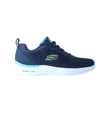 Calzados Vesga Zapatillas deportivas para Hombre de Skechers Skech-Air 232291 Color Marino Foto 1