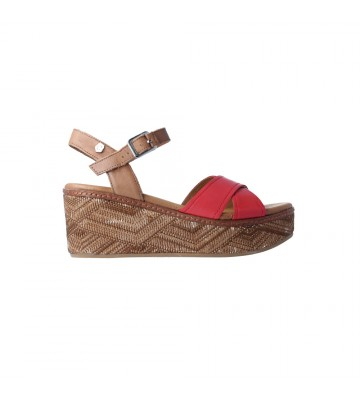 Casual Wedge Sandal for...