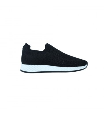 Calzados Vesga Deportivas de Moda para Mujer de La Strada 2000969 Color Negro Foto 1
