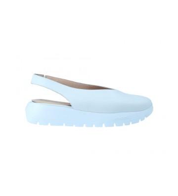 Calzados Vesga Zapatos Casual Destalonados Mujer de Wonders A-2406 Color Hielo Foto 1