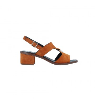 Casual Sandals with Heel...