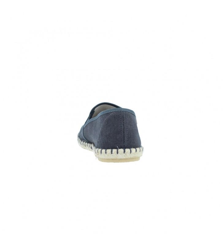 Calzados Vesga Alpargatas de Esparto Casual para Hombres de Verbenas Tom Color Antracita Foto 8