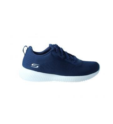 Calzados Vesga Zapatillas Deportivas para Mujer de Skechers 32504 Bobs Squad Color Marino Foto 1