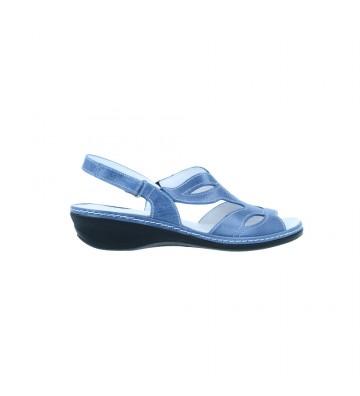 Sandales compensées pour...