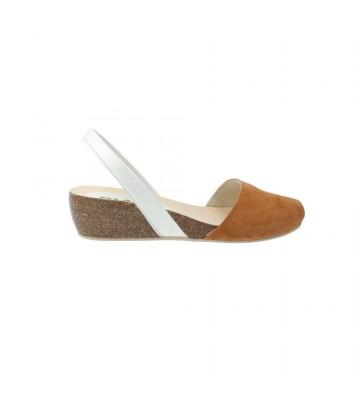Menorquinische Sandalen...