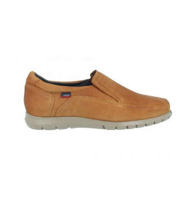 Calzados Vesga Callaghan Adaptaction 81311 Windsoft Zapatos Mocasines de Hombre Color Nobuck Cuero Foto 1