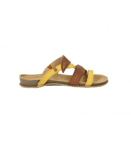 El Naturalista 5812 Panglao Women's Flat Sandals Calzados Vesga