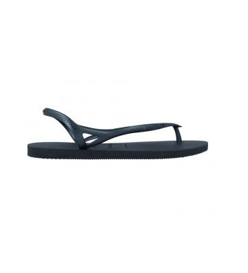 Sandalias Chanclas Flip-Flop Mujer Havaianas Sunny II 4145746 -Calzados Vesga color negro foto 1