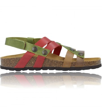 Sandales Plates Bio Femme...