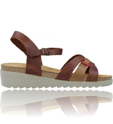 Sandales Compensées Bios...