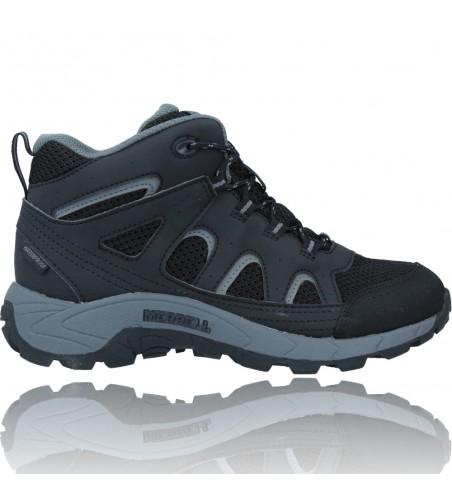 Calzados Vesga Botas Waterproof para Niños de Merrell Oakcreek MK265426 color negro foto 1