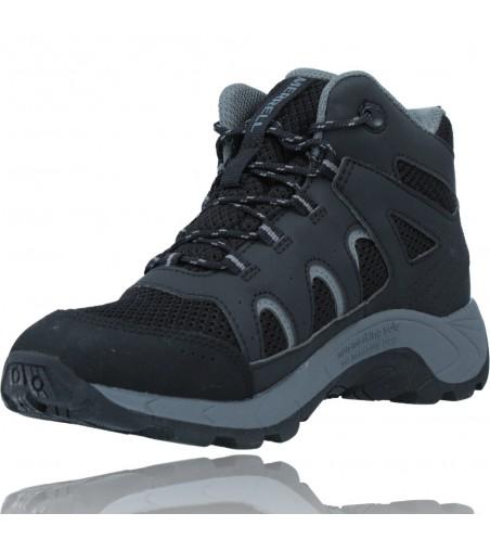Calzados Vesga Botas Waterproof para Niños de Merrell Oakcreek MK265426 color negro foto 4