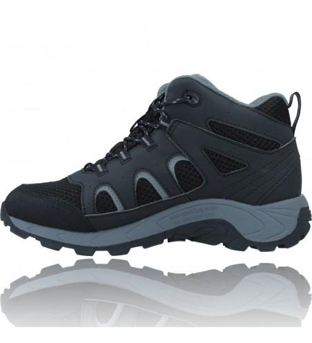 Calzados Vesga Botas Waterproof para Niños de Merrell Oakcreek MK265426 color negro foto 5
