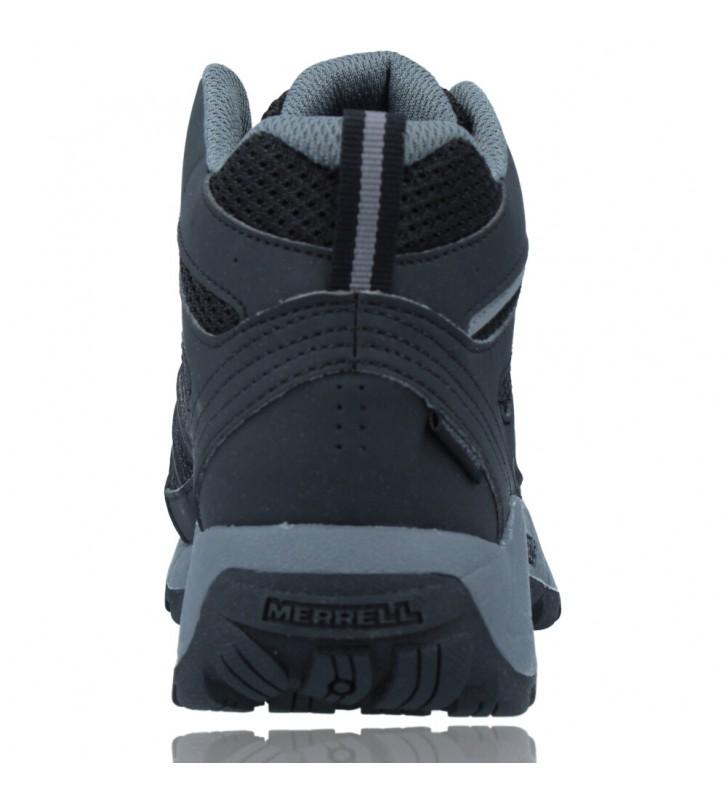 Calzados Vesga Botas Waterproof para Niños de Merrell Oakcreek MK265426 color negro foto 7