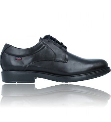 Calzados Vesga Zapatos con Cordones de Piel para Hombre de Callaghan Adaptaction Cedron 89403 color negro foto 1