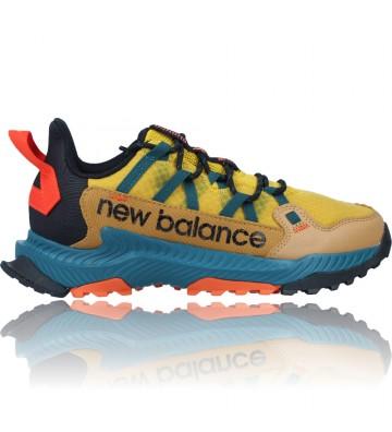 Calzados Vesga Zapatillas Deportivas Trail Running para Hombres de New Balance Shando MTSHACY1 color mostaza foto 1