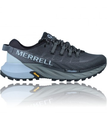 Calzados Vesga Zapatillas Deportivas de Trail Running para Hombre de Merrell Agility Peak 4 color negro foto 1
