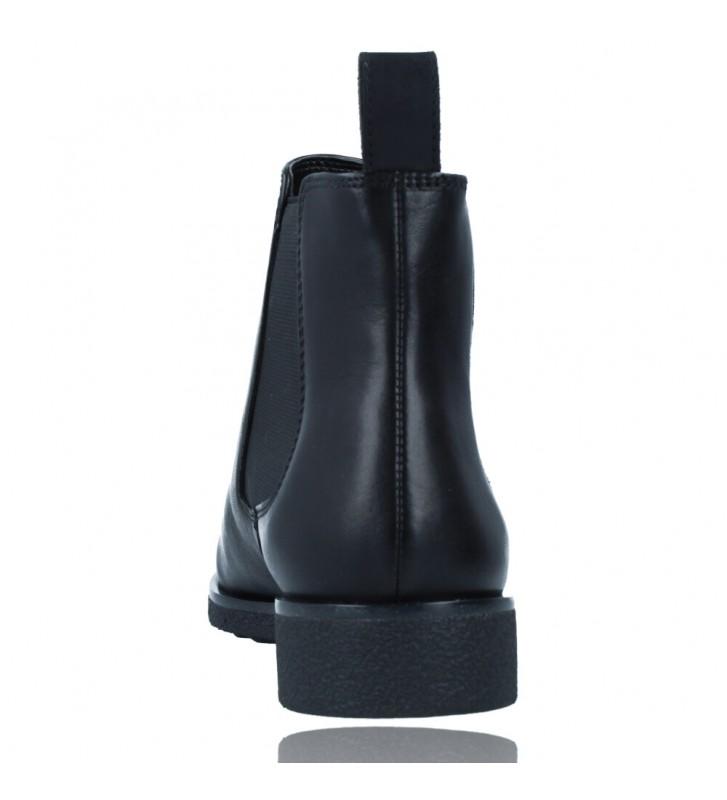 Calzados Vesga Botines Casual Chelsea de Piel para Mujer de Clarks Griffin Plaza color negro foto 7